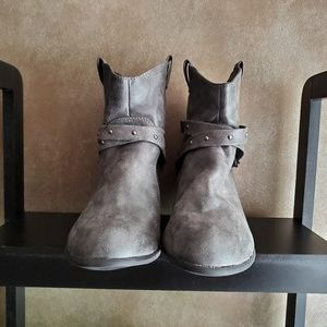 Faded Glory Ankle Boots Women's Size 11